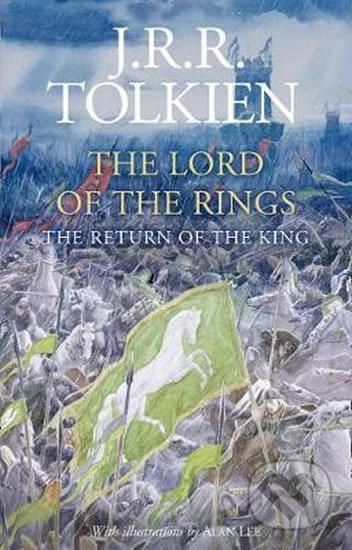 The Return of the King - J.R.R. Tolkien, Alan Lee (ilustrácie)