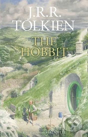 The Hobbit - J.R.R. Tolkien, Alan Lee (ilustrácie)