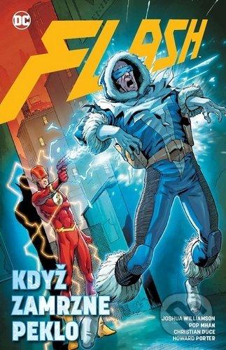Flash 6: Když zamrzne peklo - Joshua Williamson, Michael Moreci