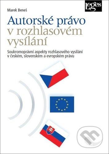 Autorské právo v rozhlasovém vysílání - Marek Beneš