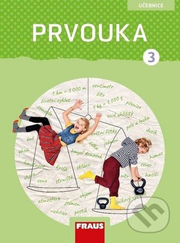 Prvouka 3 učebnice - Fraus