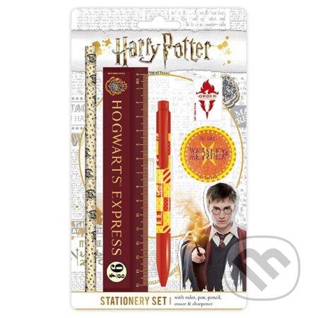 Školní potřeby Harry Potter - Nebelvír - Fantasy