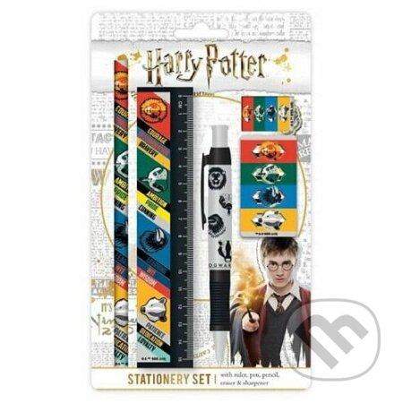 Školní potřeby Harry Potter - Bradavické koleje - Fantasy