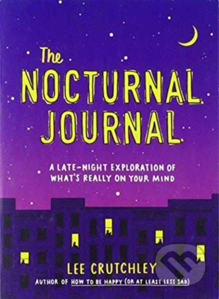The Nocturnal Journal - Lee Crutchley