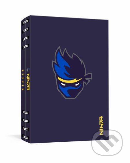 "Ninja Notebook - Tyler ""Ninja"" Blevins"