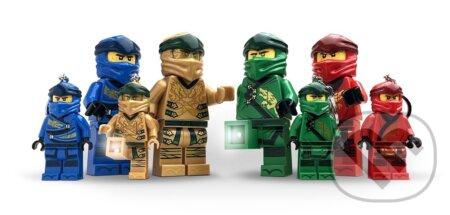 LEGO Ninjago Legacy Zlatý Ninja baterka - LEGO