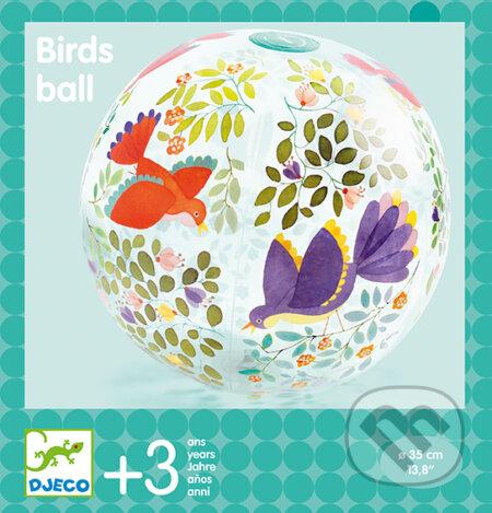 Nafukovacia lopta – Vtáčiky