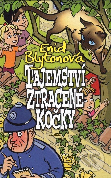 Fatimma.cz Tajemství ztracené kočky Image