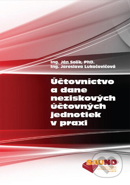 Peticenemocnicesusice.cz Účtovníctvo a dane neziskových účtovných jednotiek v praxi Image