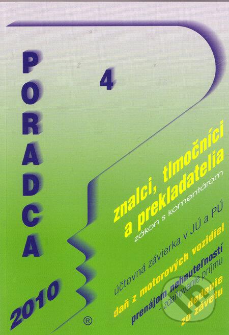 Interdrought2020.com Poradca 4/2010 Image