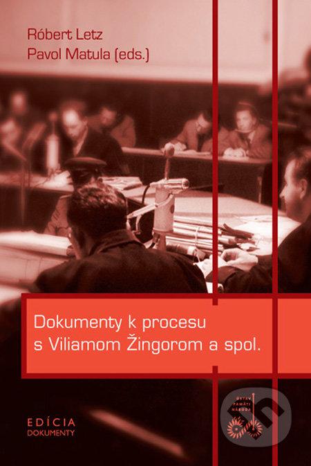 Fatimma.cz Dokumenty k procesu s Viliamom Žingorom a spol. Image