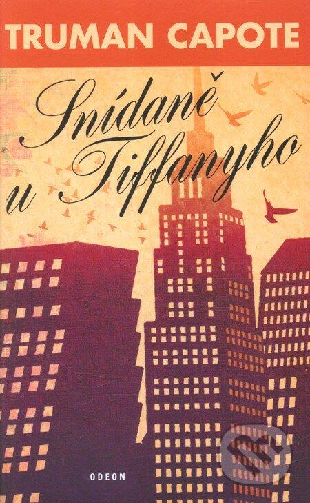 Kniha Snídaně u Tiffanyho (Truman Capote)