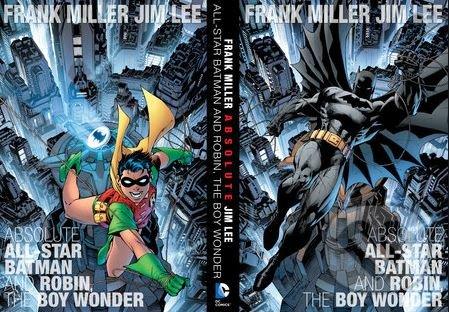 Absolute All-Star Batman And Robin, The Boy Wonder - Frank Miller, Jim Lee (ilustrácie)