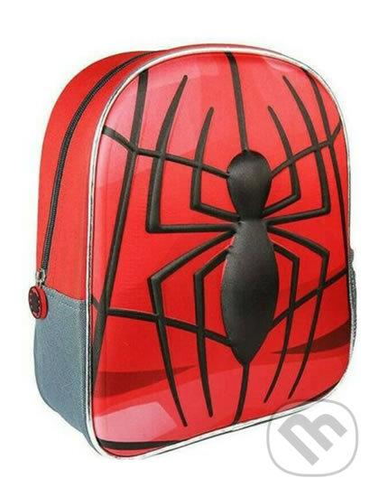 Batoh 3D Spiderman - Anekke