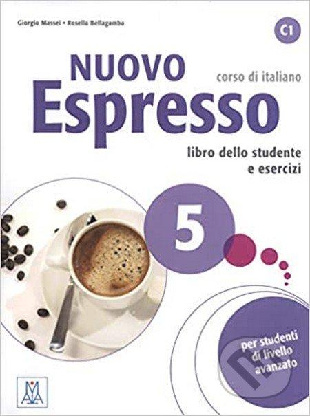 Espresso nuovo 5 Libro + CD (C1) - Giorgio Massei