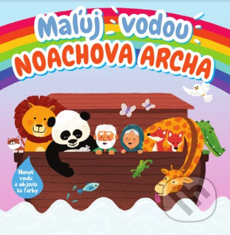 Maľuj vodou: Noachova archa - Slovenská biblická spoločnosť