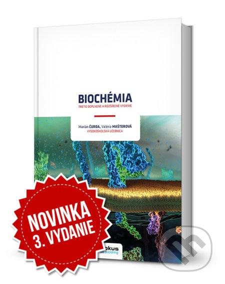 Biochémia - Marián Čurda