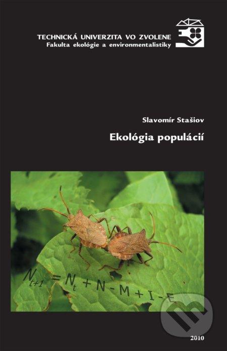 Ekológia populácií - Slavomír Stašiov