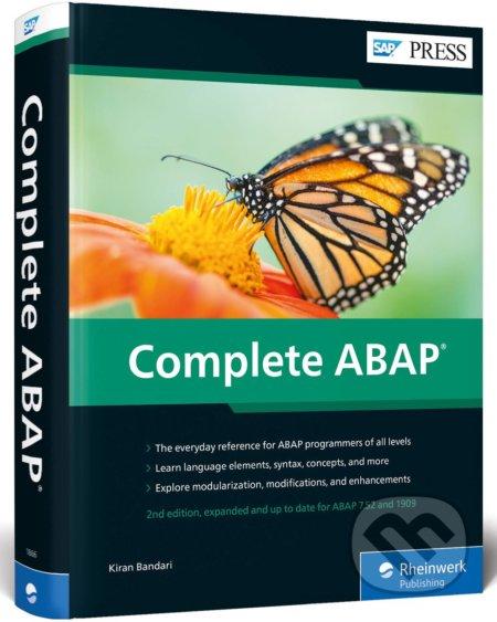 Complete ABAP - Kiran Bandari