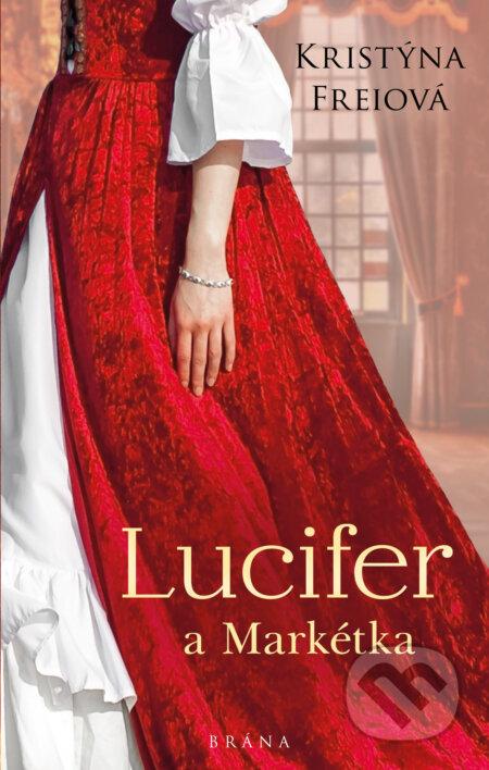 Lucifer a Markétka - Kristýna Freiová