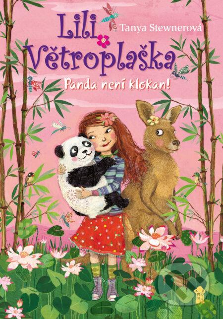 Panda není klokan! - Tanya Stewner