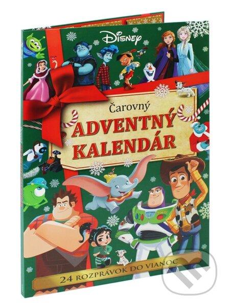 Disney: Čarovný adventný kalendár - Egmont SK