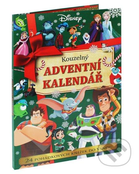 Disney: Kouzelný adventní kalendář - Egmont ČR