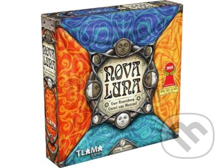 Nova Luna CZ - Uwe Rosenberg, Corné van Moorsel