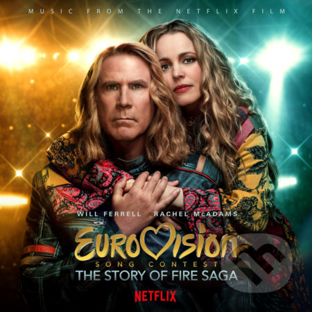 Eurovision Song Contest: The Story Of Fire Saga - Hudobné albumy