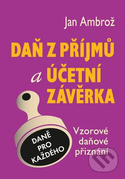 Fatimma.cz Daň z příjmu a účetní závěrka Image
