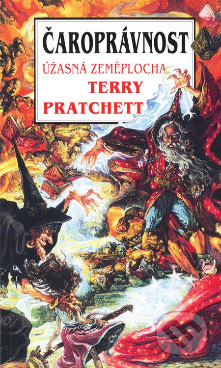 Kniha Čaroprávnost (Terry Pratchett)