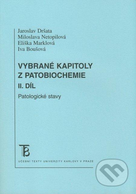Fatimma.cz Vybrané kapitoly z patobiochemie (II. díl) Image