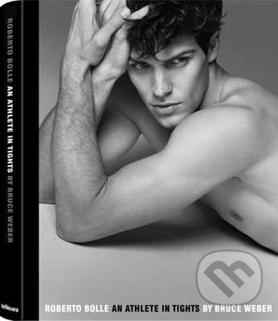 Roberto Bolle - An Athlete in Tights - Bruce Weber