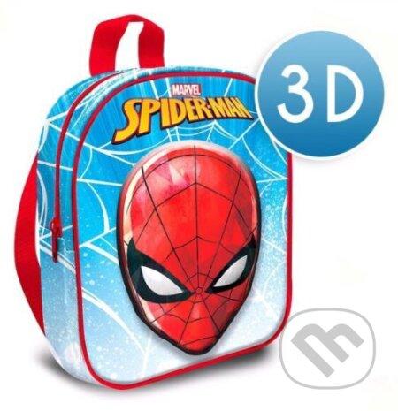 3D detský batoh Marvel: Spiderman