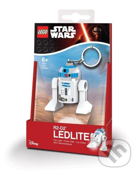 LEGO Star Wars R2D2 svítící figurka - LEGO