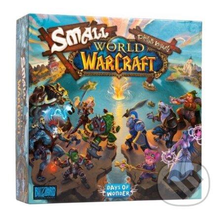 Small World of Warcraft CZ - ADC BF