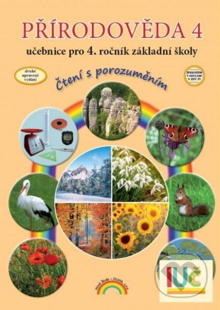 Přírodověda 4 – učebnice pro 4. ročník ZŠ - Lenka Andrýsková