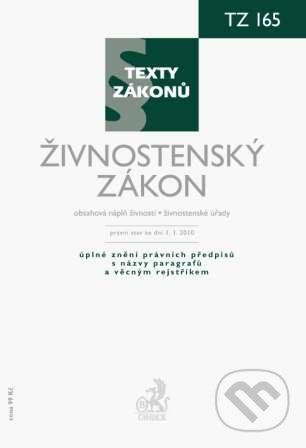 Fatimma.cz Živnostenský zákon Image