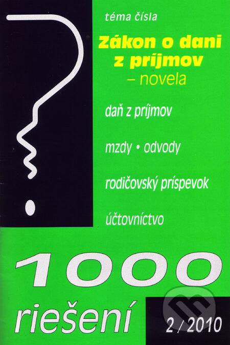 Excelsiorportofino.it 1000 riešení 2/2010 Image
