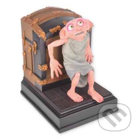 Zarážka na knihy Harry Potter - Dobby s kufrom - Fantasy