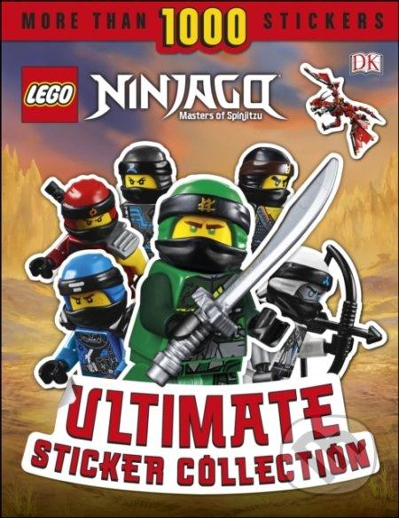LEGO NINJAGO: Ultimate Sticker Collection - Dorling Kindersley