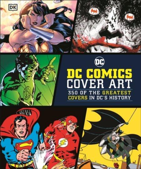 DC Comics Cover Art - Nick Jones