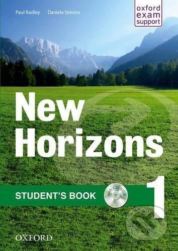 New Horizons 1: Student's Book - Daniela Simons, Paul Radley