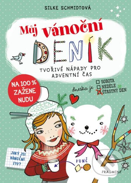 Můj vánoční deník - Silke Schmidtová
