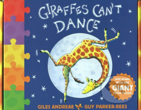 Giraffes Cant Dance (box) - Giles Andreae, Guy Parker-Rees (Ilustrátor)