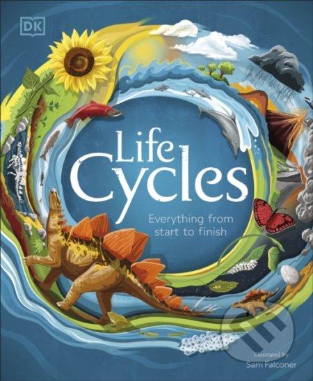 Life Cycles - Sam Falconer (ilustrácie)