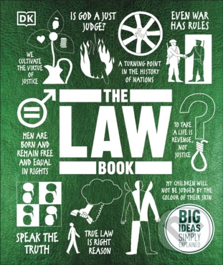 The Law Book - Dorling Kindersley