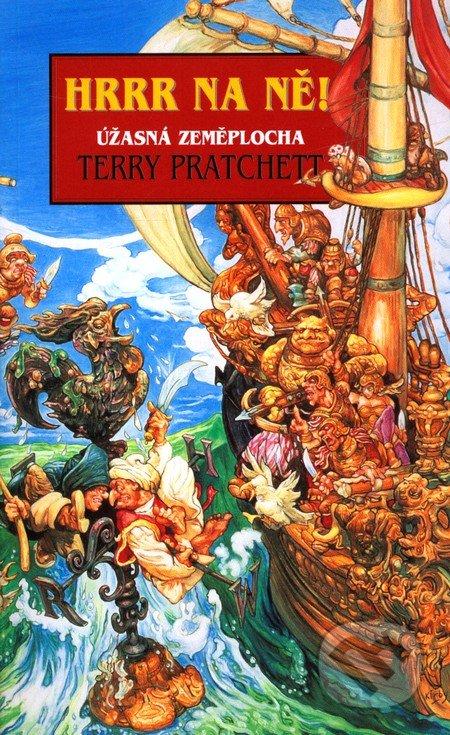 Kniha Hrrr na ně! (Terry Pratchett)