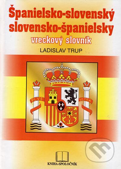 Interdrought2020.com Španielsko-slovenský a slovensko-španielsky vreckový slovník Image