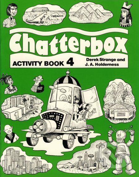 Chatterbox 4 - Activity Book - Jackie Holderness